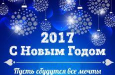 С Новым годом, дорогие мои!
